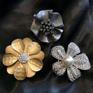 Floral Brooch Bundle